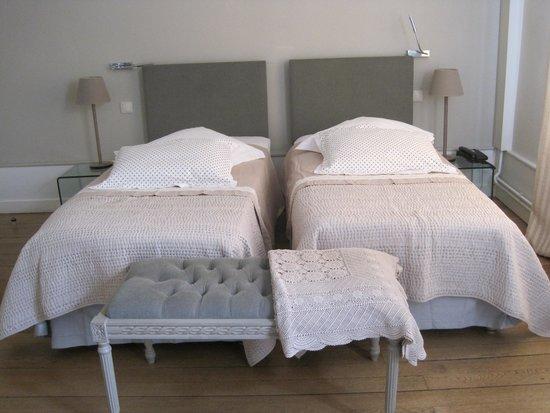 Maison de Myon : our room