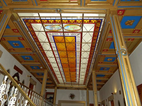 Hotel U Krale Karla (King Charles): Au dernier étage