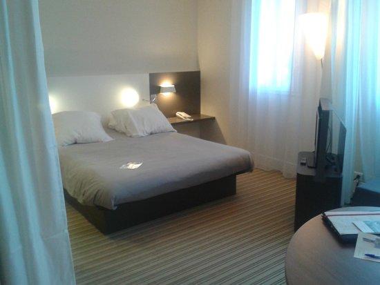 Novotel Suites Lille Europe hotel : Lit