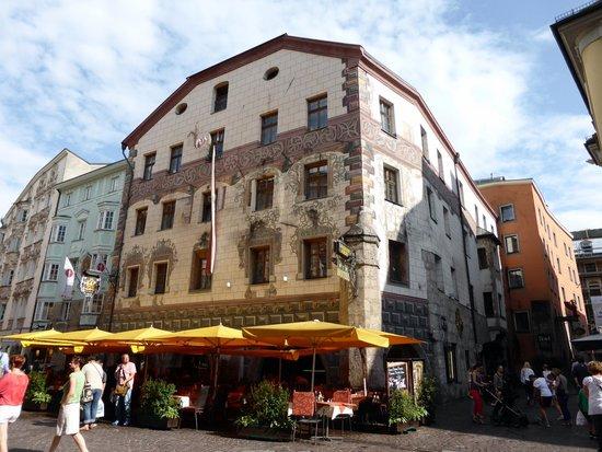 Best Western Plus Hotel Goldener Adler: Façade de l'hôtel