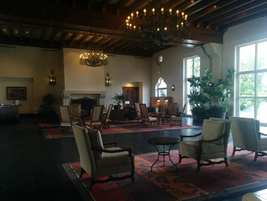 La Cantera Resort & Spa : Hotel Lobby