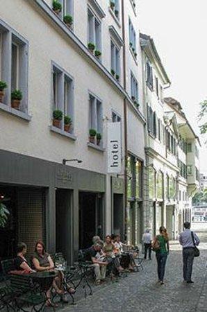 Altstadt Hotel : Outside Cafe