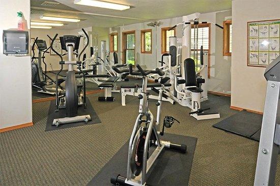 Egg Harbor, Wisconsin: Fitness room