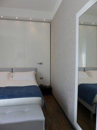 BEST WESTERN Atlantic Hotel: Bed