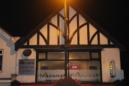 Indian Restaurant Rayleigh High Street