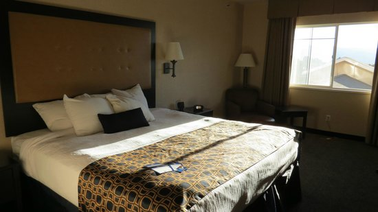 Best Western Plus Grant Creek Inn: room