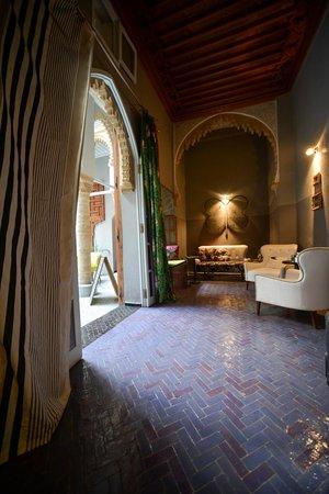 Riad L'Alcazar : Room