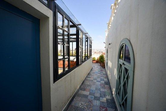 Riad L'Alcazar : Rooftop