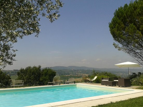 B&B In Villa : Panorama