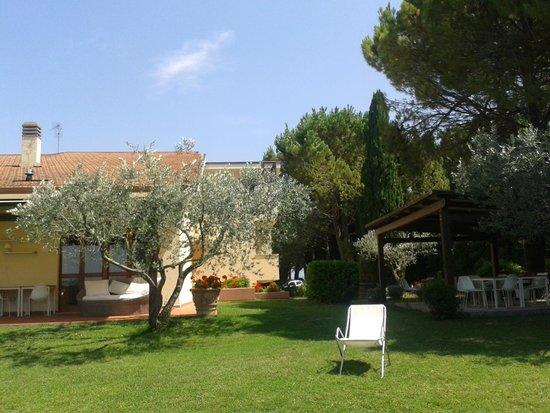 B&B In Villa : Giardino