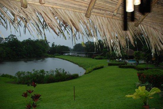 Hotel Hacienda Sueno Azul : View from the restaurant