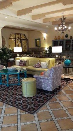 Kimpton Canary Hotel: main lobby