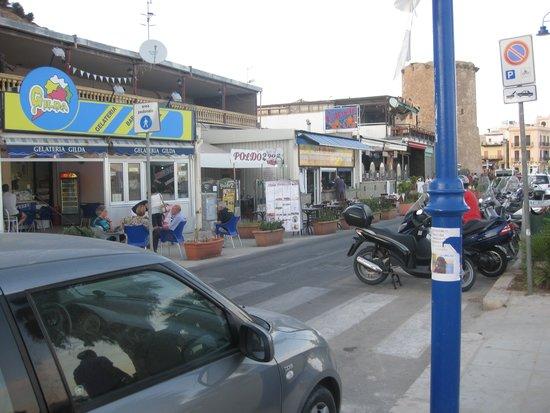 Trattoria Da Calogero : outdoor look