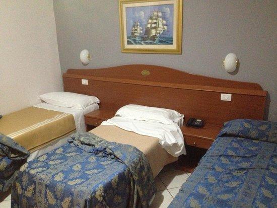 Arco Hotel: La camera