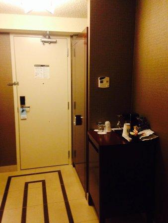 Sheraton Cavalier Hotel: Door