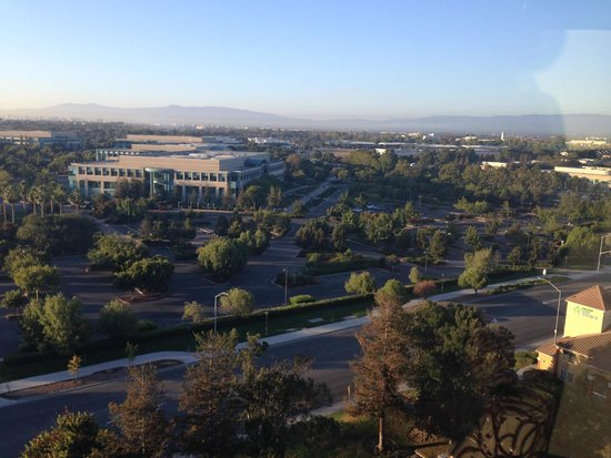 Crowne Plaza San Jose - Silicon Valley: room view