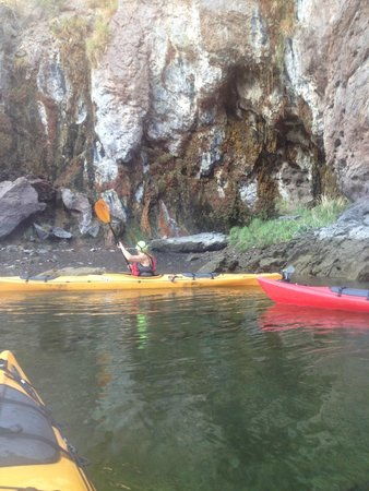 Evolution Expeditions : Kayaking