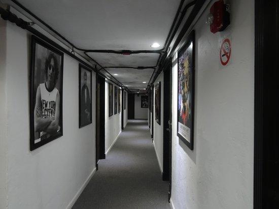 Hotel Pierre: Couloir