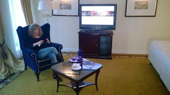 Hotel Suitess zu Dresden: Habitación hotel
