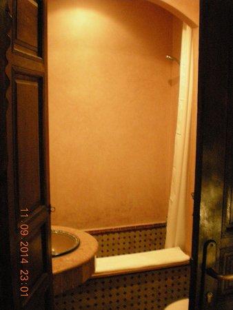 Dar Fes Medina: Baño tipico