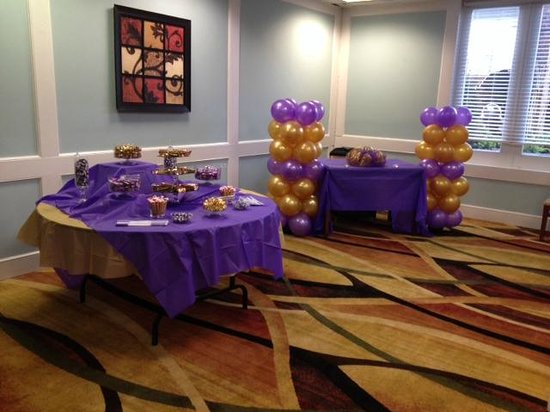 The Alabama Hotel: Banquet Hall for Parties