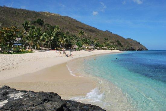 Octopus Resort: Our beach