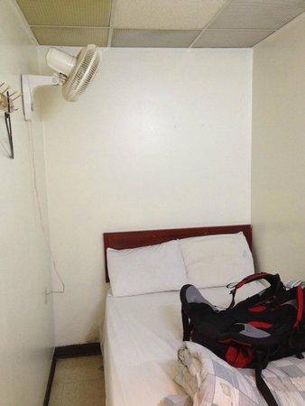 World Hotel: Standard-Doppelzimmer