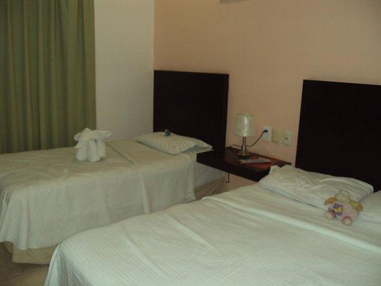 Hotel Plaza Playa: Habitación