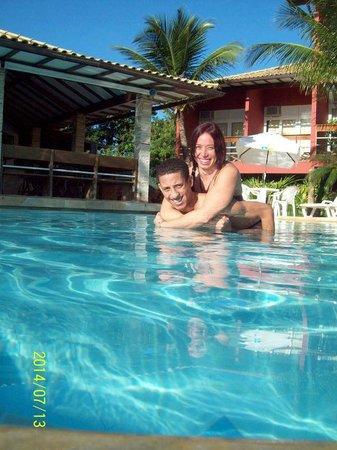 Bon Bini Pousada: piscina da pousada