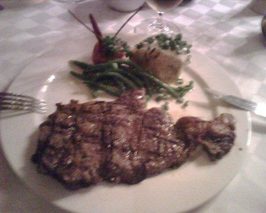 Araiza Hermosillo: buena carne en cualquier restaurante en Hermosillo!!