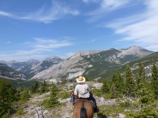 """Deep Canyon Guest Ranch: Ride to """"Flat Top"""""""