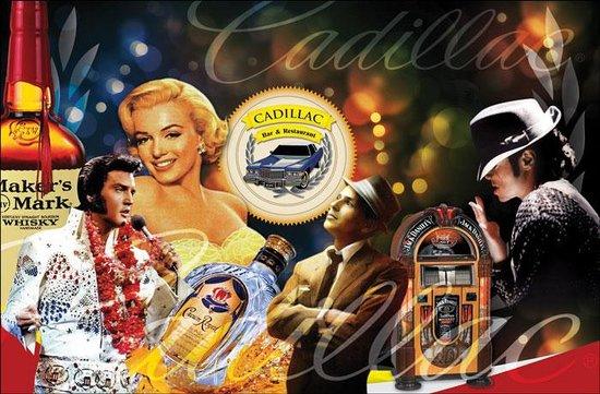 Alitas d'l Cadillac - Cumbaya