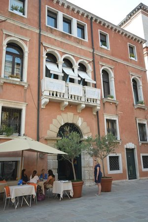 Ca' Pisani Hotel : Hotel front