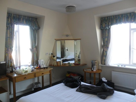 Stade Court Hotel: Room 316