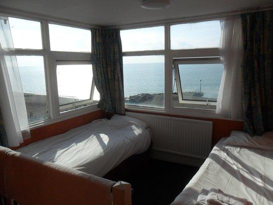 Stade Court Hotel: Room 316 - the upstairs bit