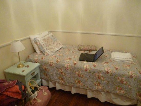 La Perla: Interior de habitación