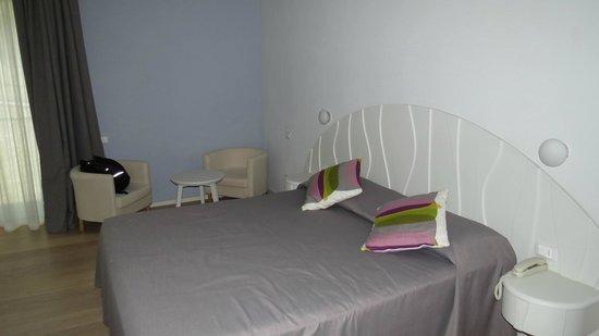Aromi Piccolo Hotel : La Camera Superiore