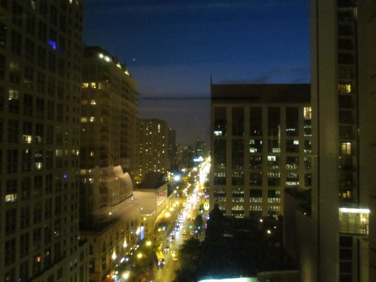 Park Hyatt Chicago: Room with a view