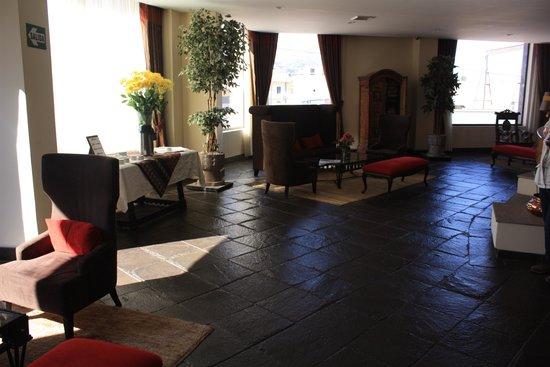 Hotel Jose Antonio Cusco: Lobby