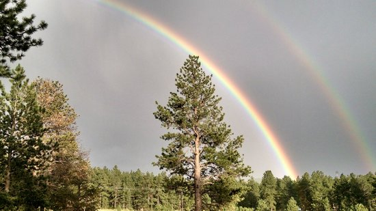 Triple B Ranch: Rainbow @ Trip B