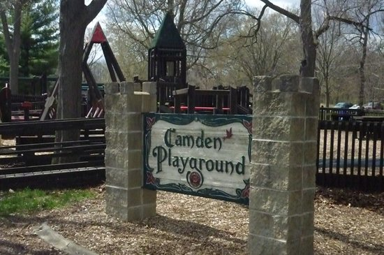 CAMDEN Playground: Entryway