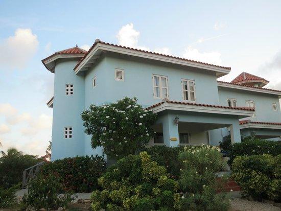 Caribbean Club Bonaire : Oceanfront rooms