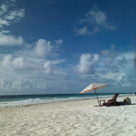 Nueva Vida de Ramiro: Playa