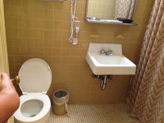 The Boston Common Hotel and Conference Center : bathroom snapshot