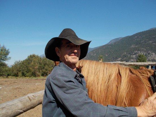 Adventure on Horseback : cowboy Bob