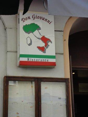 Ristorante Pizzeria Don Giovanni