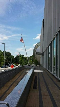 North Carolina Museum of Natural Sciences: Entrance