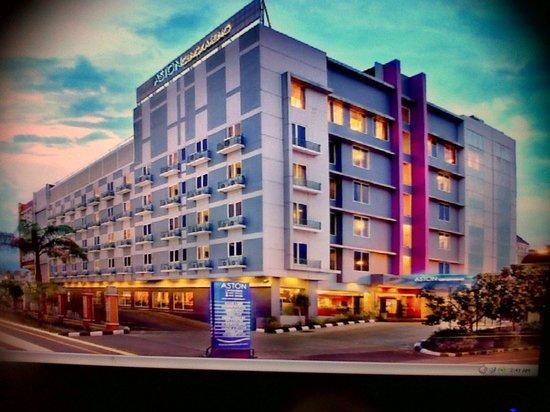 Aston Cengkareng City Hotel & CC : Aston Cengkareng hotel