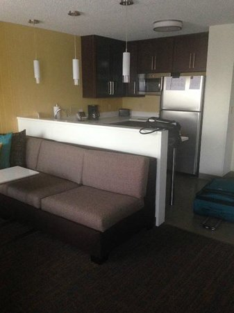 Residence Inn Ann Arbor North: Hotel room