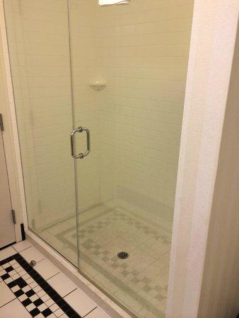 Fairfield Inn & Suites Buffalo Airport: The shower was very nice